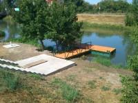 Pontón - Malý Dunaj Vrakuňa
