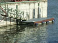 Čerpacia stanica pre lode a člny (PD) - Čunovo