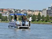 Výletna plavba, Bratislava
