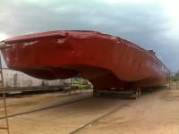 Rekonštrukcia lode Kriváň
