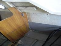 Rekonštrukcia lode - pôvodný stav