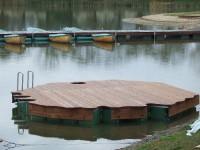 Pontón - Lekno, Rybník Benešov