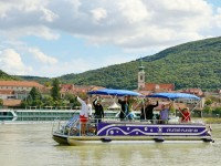 Výletná plavba, Bratislava - Hainburg